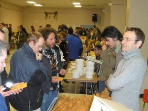 La Société des Plantes    2007 Prise par Guy Méthé
