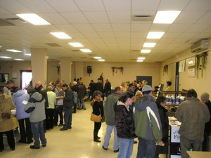 Il y avait encore beaucoup de visiteurs cette année!  Fête des Semences 2008  Prise par Guy Méthé