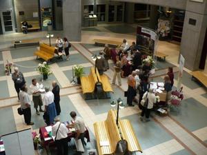 Congrès 2008 de la FSHEQ à l'Université Laval     Prise par Nicole Sanschagrin