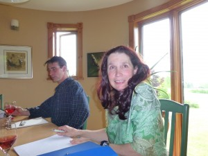 4 SHSA CA, Daniel et Lynda, reunion du 10-06- 2013