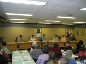 Les membres du CA 2006 Prise par Claude Bergeron