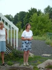 Jardin de Lana et Luc Prise par Un membre de la société d'horticulture