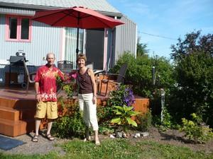 Jardin de Sylvie et Bruno Prise par Nicole Sanschagrin