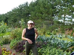 Jardin de  Catherine Prise par Nicole Sanschagrin
