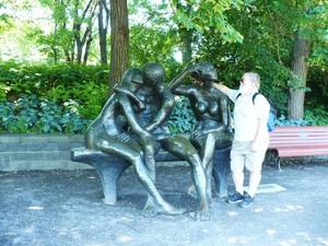 Visite au Jardin botanique de Montréal   Juillet 2008  - Consolation de l'amoureuse déchue -  Prise par Nicole Sanschagrin