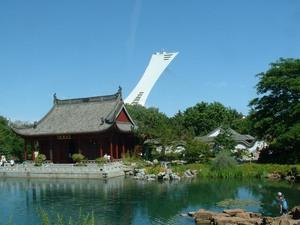 Jardin botanique de Montréal, le 5 juillet 2008  -  - Le merveilleux jardin chinois. -  Prise par Jean-Pierre Sabourin