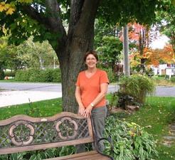 Jardin de Denise et Denis Prise par Un membre de la société d'horticulture
