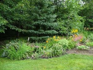 Jardin de Lise et Marcel Prise par Nicole Sanschagrin