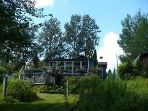 Jardin de Pierre C. Prise par Nicole Sanschagrin