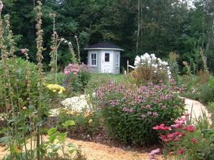 Jardin de Carol Anne et Paul Prise par Nicole Sanschagrin