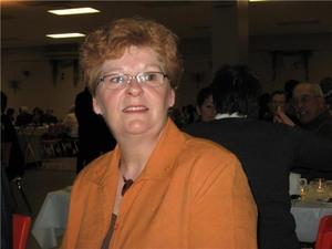 Lise Gagnon, bénévole de l'année 2009  Prise par René Harvey