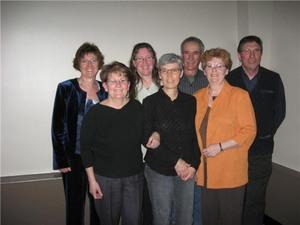La soirée des bénévoles  2009 Prise par René Harvey