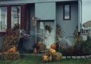 Concours d'halloween 1999  Prise par Inconnu