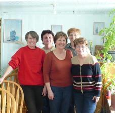 Le comité du casse-croûte Prise par Nicole Sanschagrin