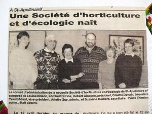 Le tout premier CA. - 12 avril 1995 Prise par