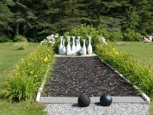 Les Jardins du Grand Duc à St-Raymond chez Rita et Pierre Prise par Nicole Sanschagrin
