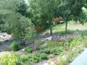 Jardin Floral de La Pocatière - 12 août 2006 Prise par Paule Poulin