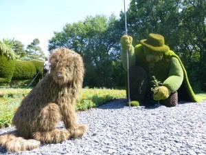 1 SHSA, Mosaiculture, L'homme qui plantait des arbres, HD, 13-07-13
